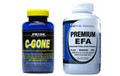 C-GONE 60 Capsules and Premium EFA 120 Softgels
