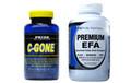 C-GONE 60 Capsules and Premium EFA 120 Softgels