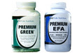 Premium Green 120 Tablets & Premium EFA 120 Softgels