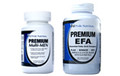 Premium Multi-Vitamin MEN 60 Tablets and Premium EFA 120 Softgels
