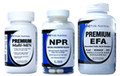Premium Multi-MEN 60 Tablets, NPR and Premium EFA 120 Softgels