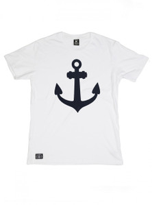 ANCHOR '13 TEE - White