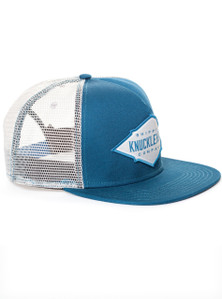 DIAMOND BADGE CAP - SMOKEY