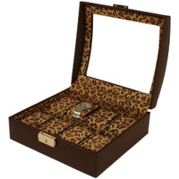 Animal Print Watch Case