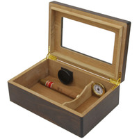Cigar Humidor Open View TSHM100