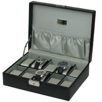 Engravable watch box