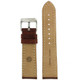 Brown Leather Watch Band   TechSwiss LEA1620   Interior