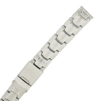 Link Metal Stainless Steel Watch Band