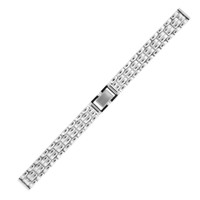 12 millimeter Watch Band Link Stainless Steel MET362
