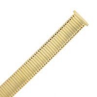Watch Band Expansion Metal Stretch Gold Plated Thin line