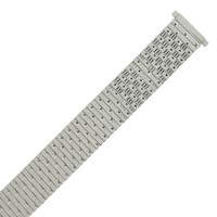 Watch Band Expansion Metal Stretch Silver Color Thin Line 17 18 19 20 21 mm