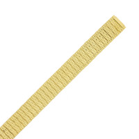 Ladies Watch Expansion Watch Band Gold Plated fits 10mm to 14mm