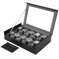 Carbon Fiber Watch Box | TECH SWISS TS700CF | Main