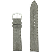 Grey Mens Watch Band LEA353