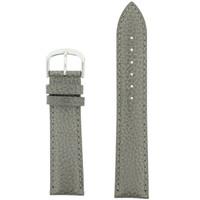 Grey Mens Watch Band LEA353
