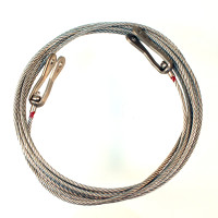 108-1141206   STINSON AILERON IDLER CABLE