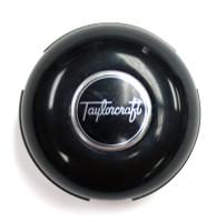 52055-TC-BLK   TAYLORCRAFT HUB COVER - BLACK