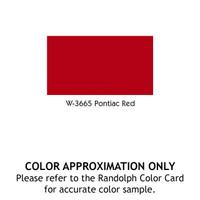 RANDOLPH RANTHANE HIGH SOLIDS - PONTIAC RED