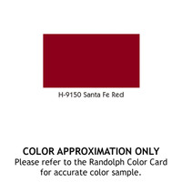 RANDOLPH RANTHANE HIGH SOLIDS - SANTA FE RED