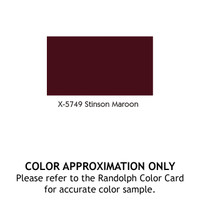 RANDOLPH RANTHANE HIGH SOLIDS - STINSON MAROON