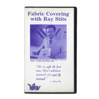 11-VIDEO   EAA FABRIC COVERING VIDEO - VHS