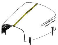 AN251-2-34   STINSON COWL HINGE