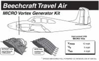 VG5047   MICRO VORTEX GENERATOR KIT - TRAVEL AIR