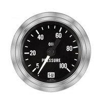 82323   STEWART-WARNER OIL PRESSURE GAUGE
