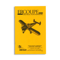 EWM   ERCOUPE OWNERS INSTRUCTION MANUAL