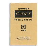 MWM69   MOONEY 1969 M-10 OWNERS MANUAL