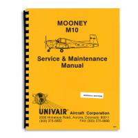 MSM   MOONEY M-10 SERVICE MANUAL