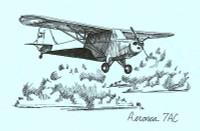 S-7AC   STATIONERY SET - AERONCA 7AC