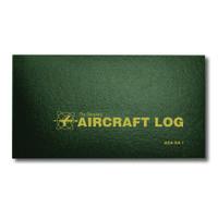 ASA-SA-1   STANDARD AIRCRAFT LOG - SOFT COVER