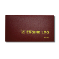 ASA-SE-1   STANDARD ENGINE LOG - SOFT COVER