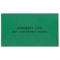P0003   AIRCRAFT LOGBOOK - SOFT COVER