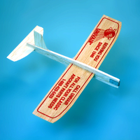 PM25-1   PROMOTIONAL GLIDER - 1 WING