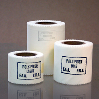 POLY-FIBER FINISHING TAPES