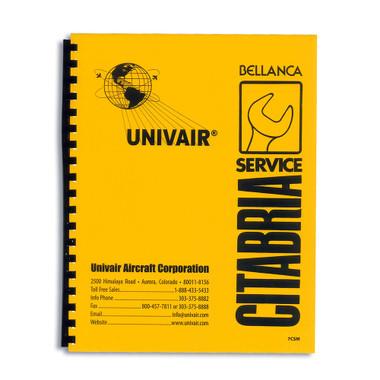 7csm citabria service manual univair aircraft corporation rh univair com