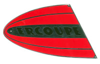 415-00012   ERCOUPE NAMEPLATE - LEFT