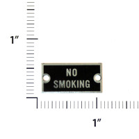 415-51143   ERCOUPE PLACARD - NO SMOKING