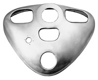 415-40460   ERCOUPE NOSE COWL WITH AIR HOLE