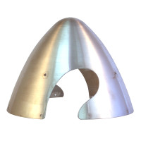 F40594   ERCOUPE SPINNER DOME - METAL PROP
