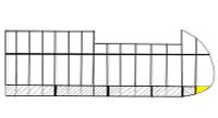 U3-443   AERONCA OUTER TIP LEADING EDGE SKIN
