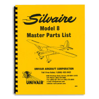 L8PM   LUSCOMBE 8 SERIES MASTER PARTS MANUAL
