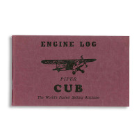 -170-112   PIPER CUB ENGINE LOG