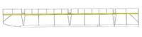 U42972-000   PIPER AILERON SPAR - LEFT OR RIGHT