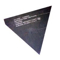 U1-2552   AERONCA TRIM TAB PLATE