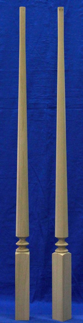 K1214 Square Bottom Pin Top Baluster