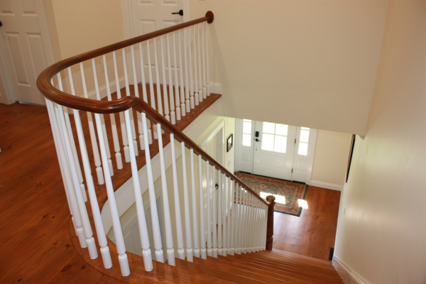 Stairs With Laminate Wood Flooring High Quality Wood Stair Parts Thick Stair  Treads Wood Stair
