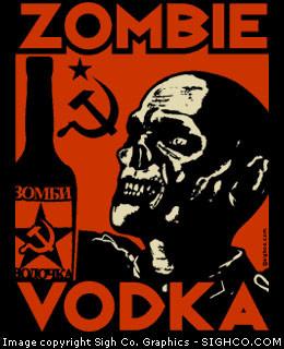 Zombie Vodka